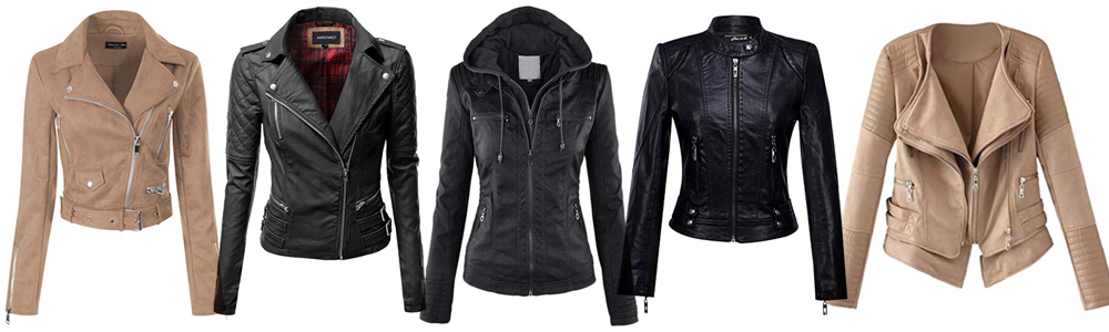 Fall Wardrobe Essentials - Leather Jackets