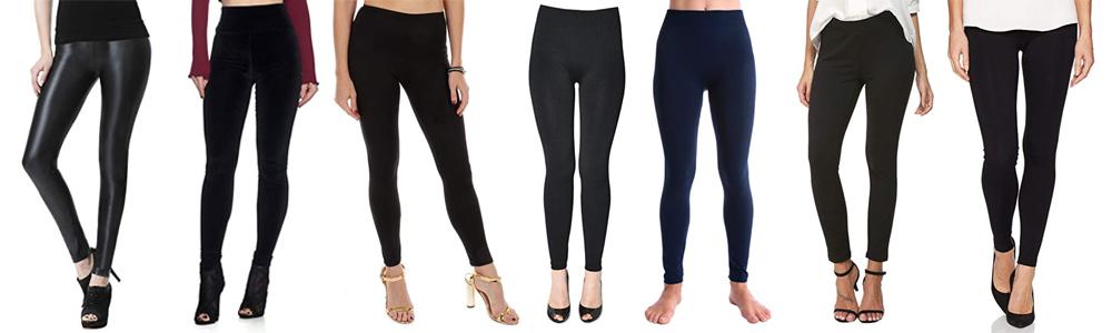 Fall Wardrobe Essentials - Leggings