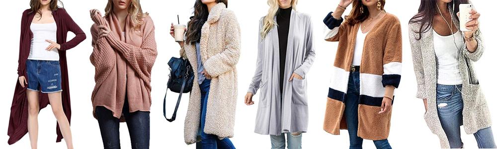 Fall Wardrobe Essentials - Long Cardigan