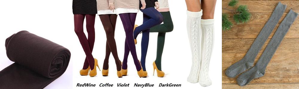 Fall Wardrobe Essentials - Stockings