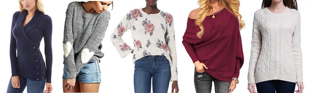 Fall Wardrobe Essentials - Sweaters