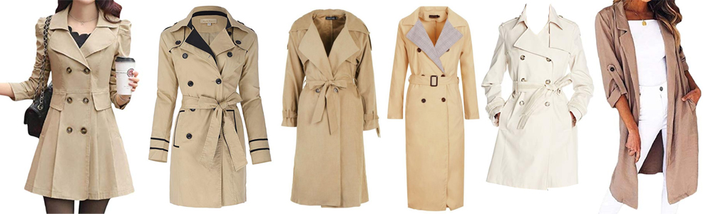 Fall Wardrobe Essentials - Trench Coat
