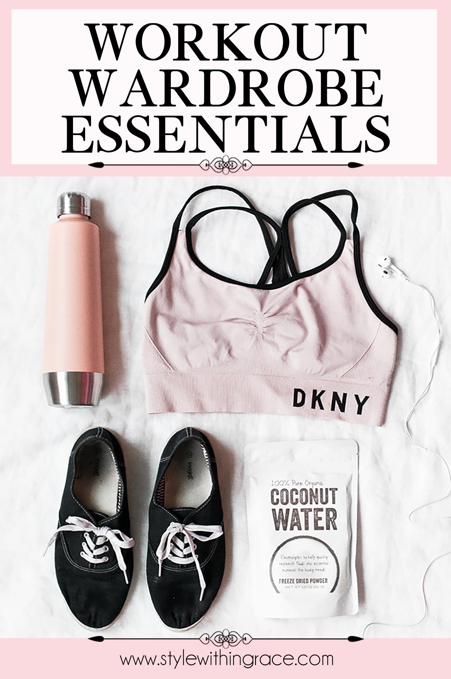 Workout Wardrobe Essentials Feature Image