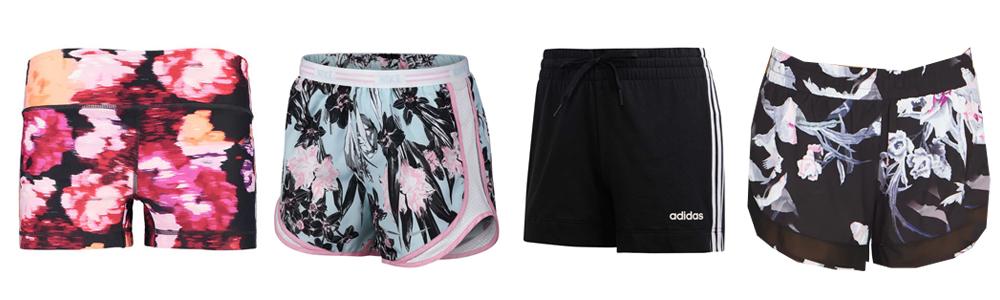 Workout Wardrobe Essentials - Gym Shorts
