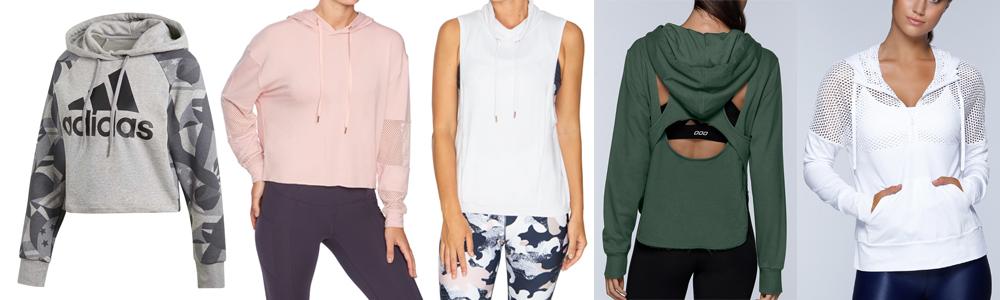Workout Wardrobe Essentials - Hoodies