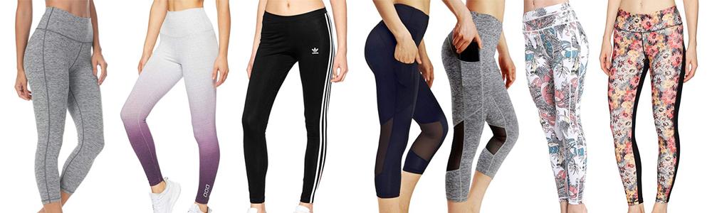Workout Wardrobe Essentials - Leggings