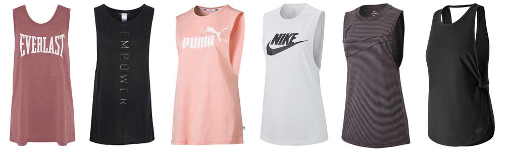 Workout Wardrobe Essentials - Muscle Tank