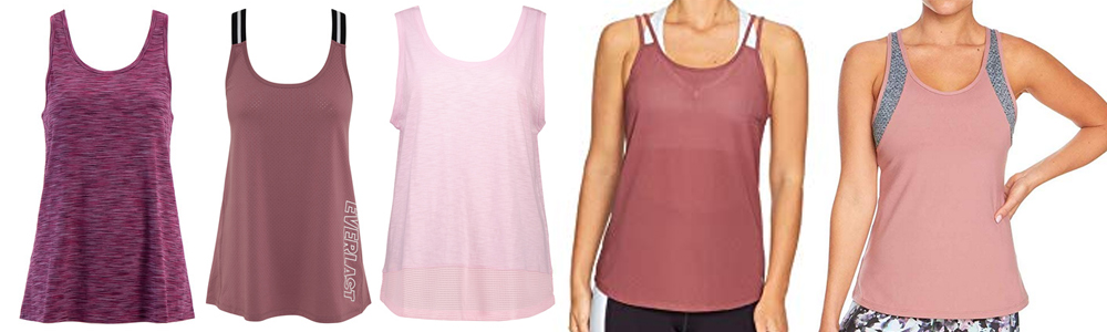 Workout Wardrobe Essentials - Singlets