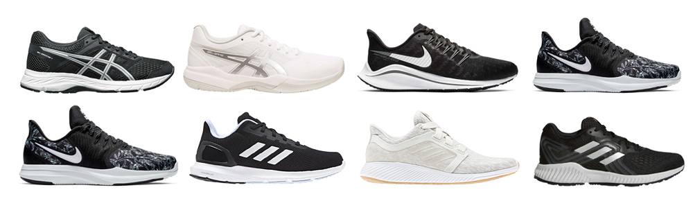 Workout Wardrobe Essentials - Sneakers
