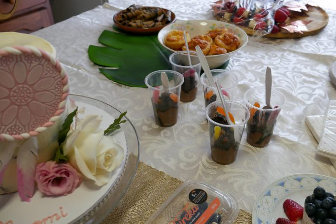 Wild One Birthday Party Food