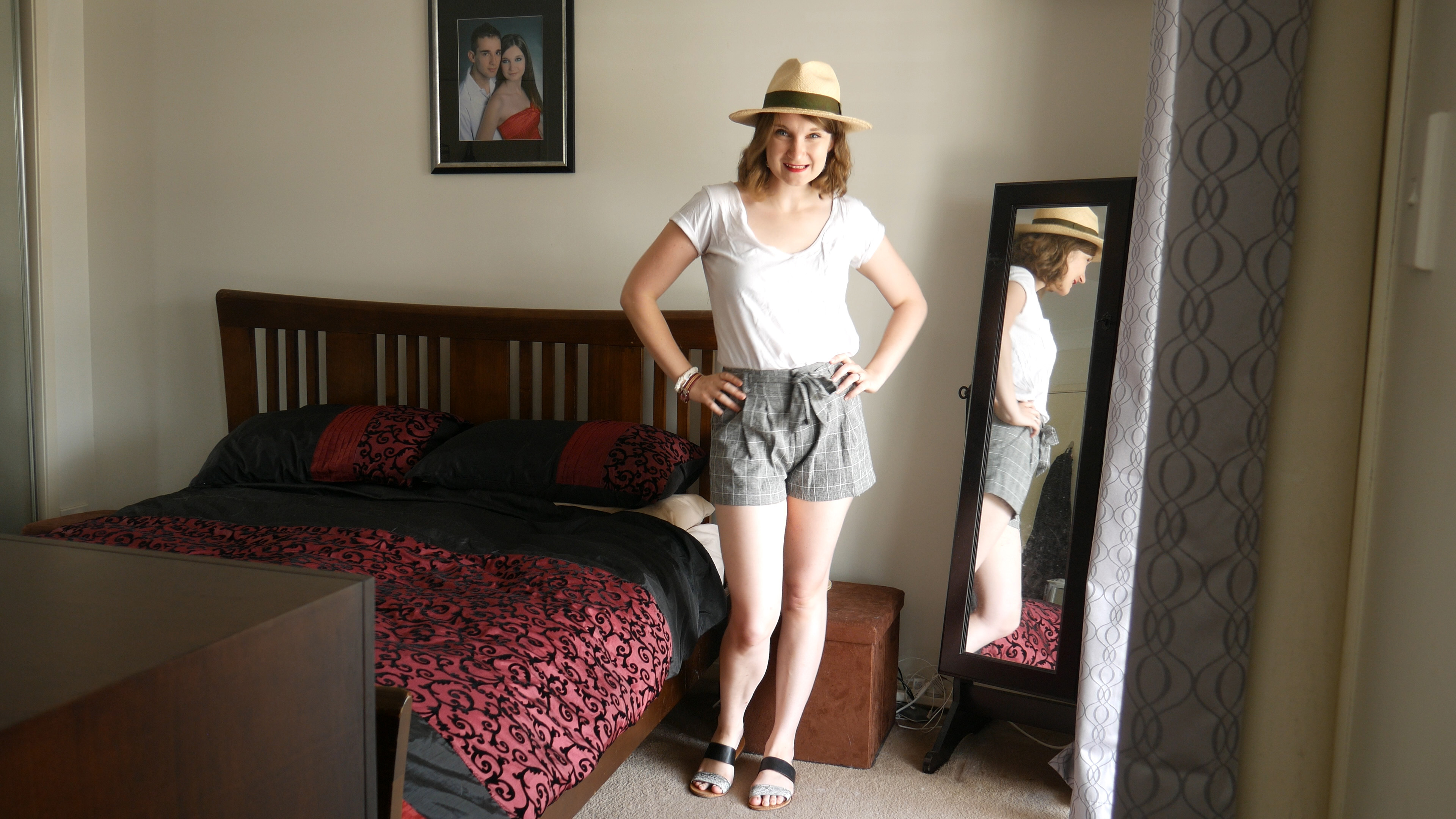 The Panama Hat Outfit