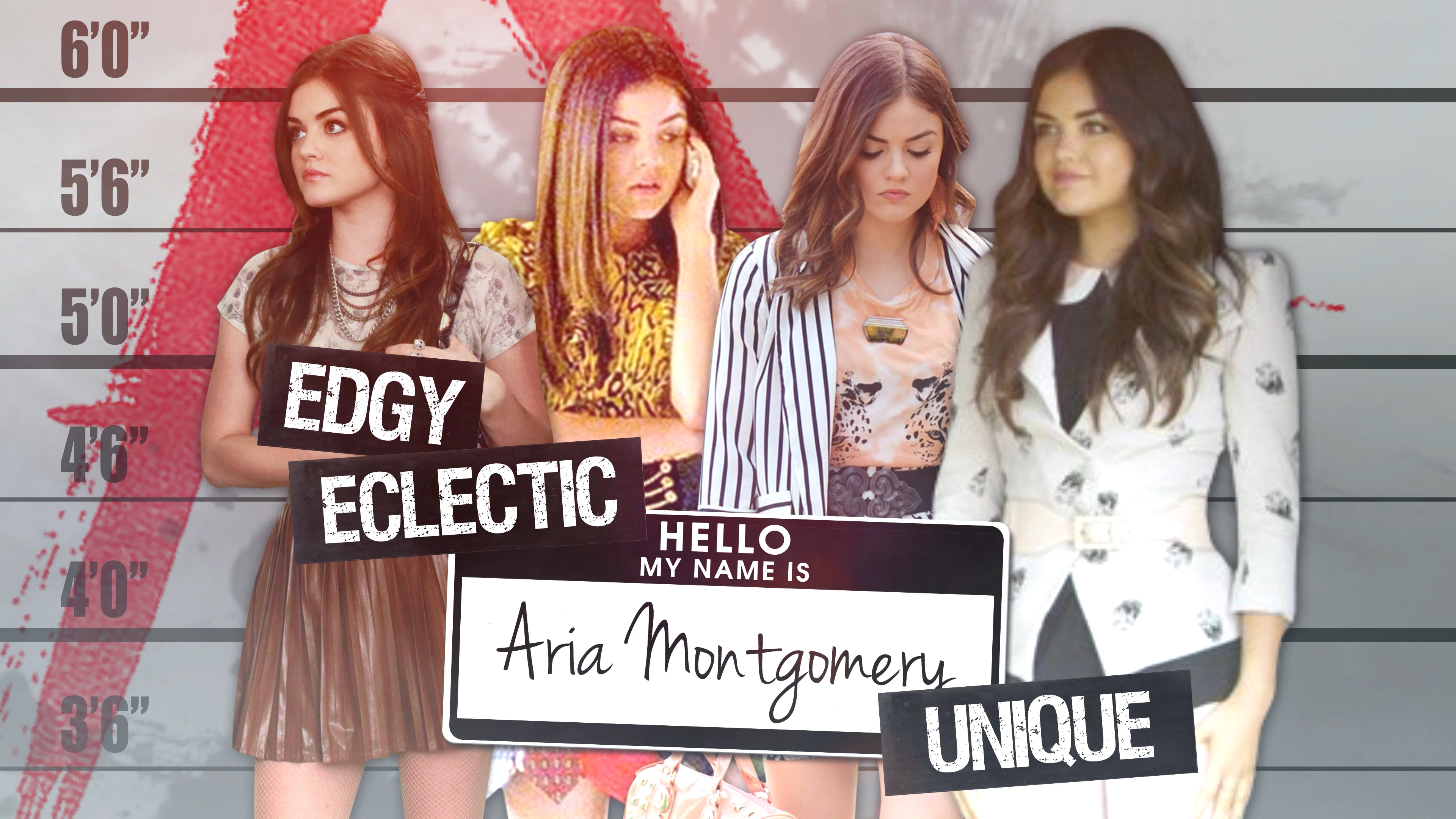 Aria's Style Graphic