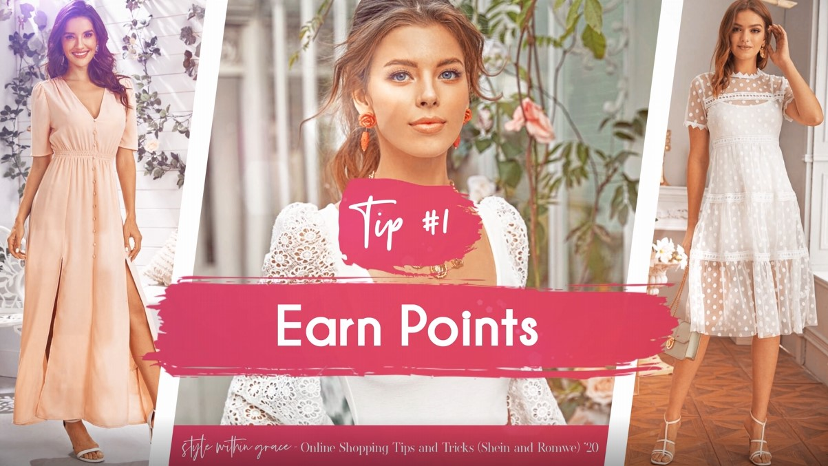 Online Shopping Tips and Tricks #1 - Earn Points
