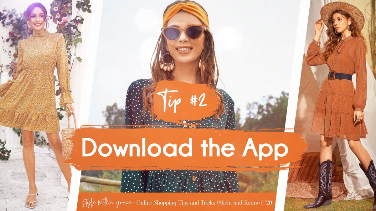 Online Shopping Tips and Tricks #2 - Download the App