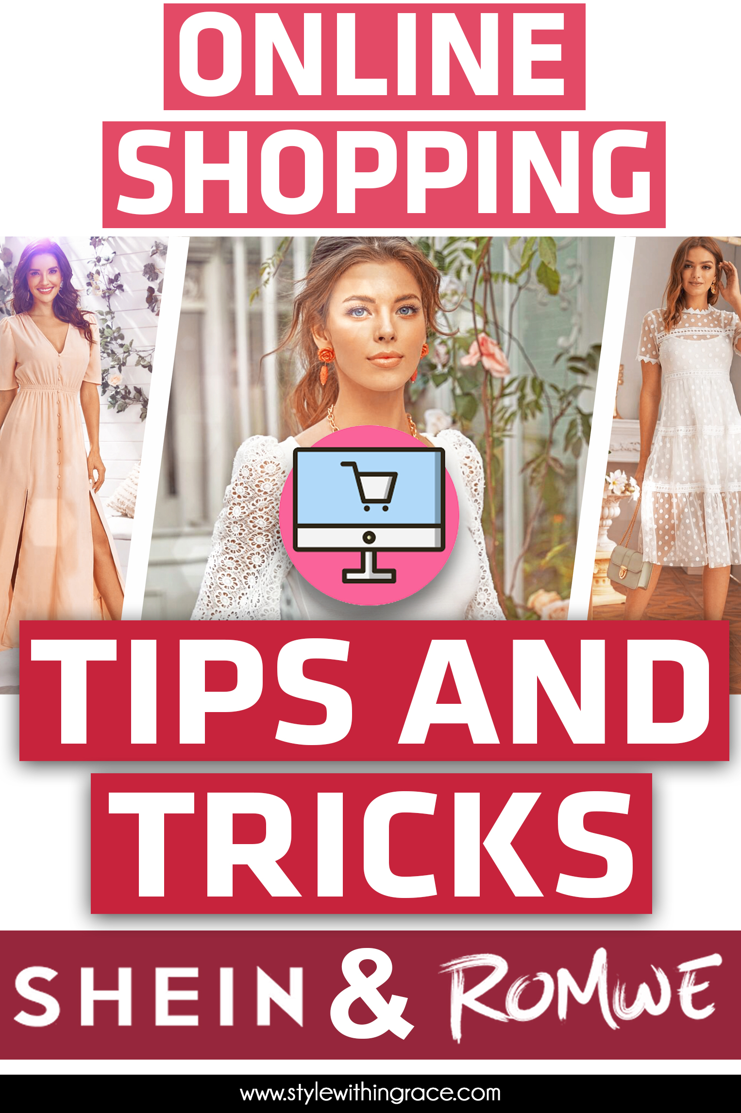Shein and Romwe Tips and Tricks Pinterest