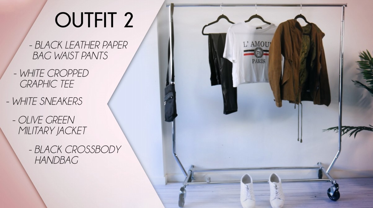 Leather Pants Outfit Formula 02